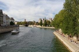 River Seine, Paris, France