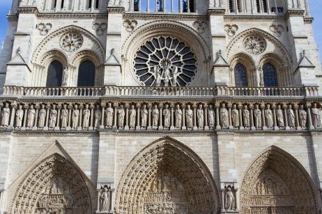 Cathédrale Notre-Dame de Paris, France