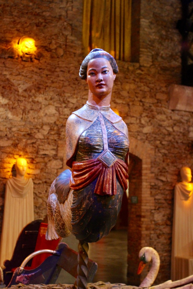 Mermaid, Musée des Arts Forains, Paris , France