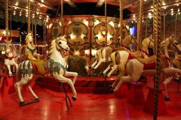 Carousel, Musée des Arts Forains, Paris , France