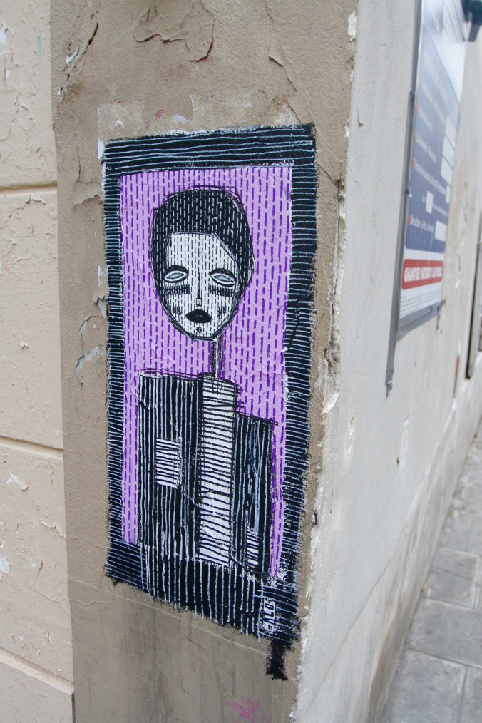 Street Art, Paris, France