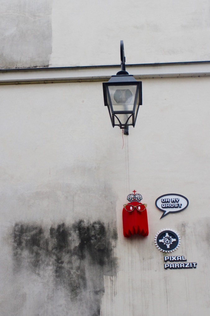 Invader, Street Art, Paris, France