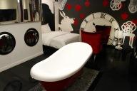 Alice in Wonderland suite, Hotel the Designers, Seoul, Korea
