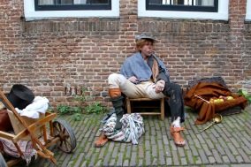 Dickens Festival, Deventer, Netherlands