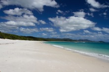 Whitehaven Beach, Whitsunday Islands, Australia