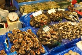 Noryangjin Fish Market, Seoul, Korea