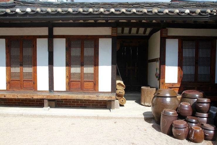 Bukchon Hanok Village, Seoul, Korea