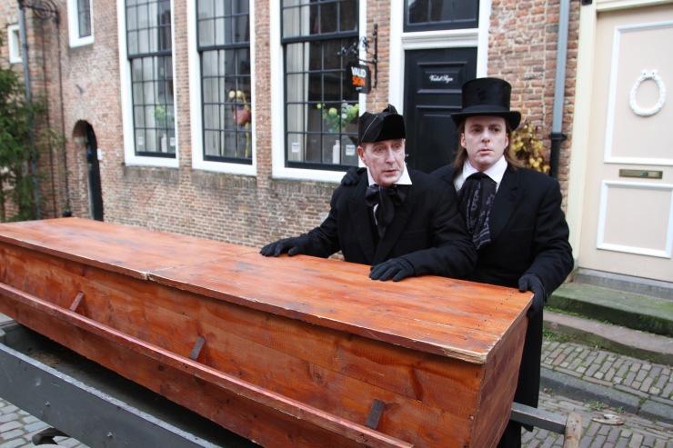 Death of Little Nell, Dickens Festival, Deventer, Netherlands