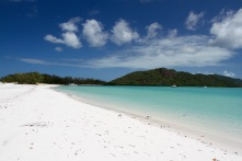 Whitehaven Beach, Whitsunday Island Queensland, Australia