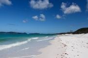 Whitehaven Beach, Whitsunday Island Queensland, Australia