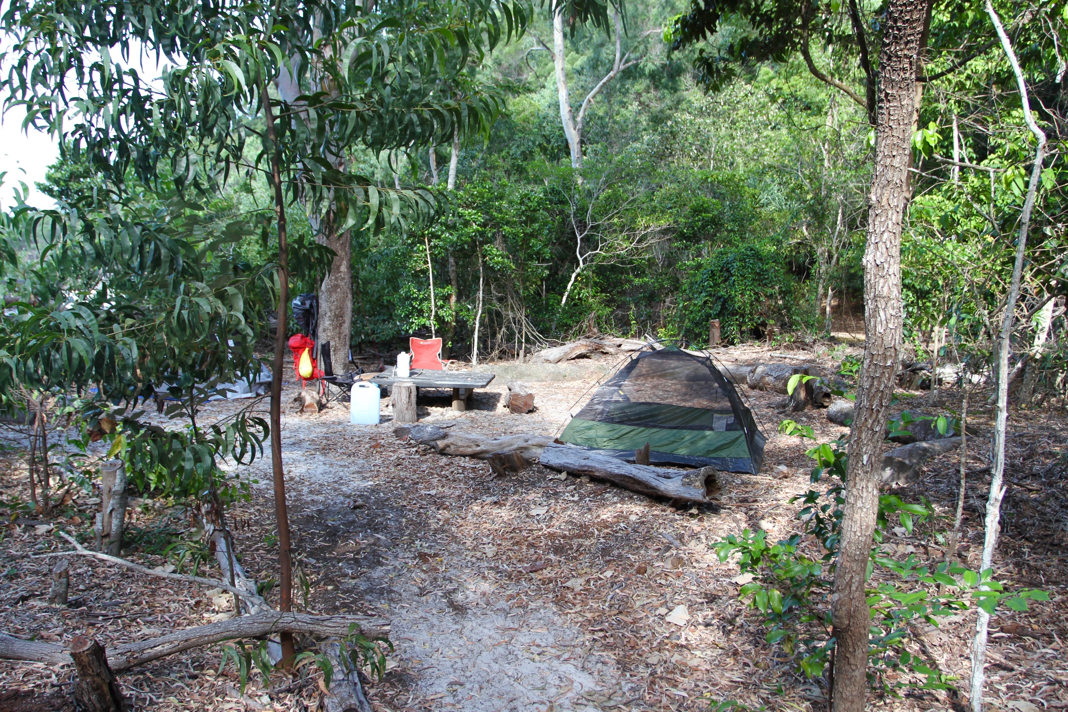 Tropical Islands Camping Holiday Chek