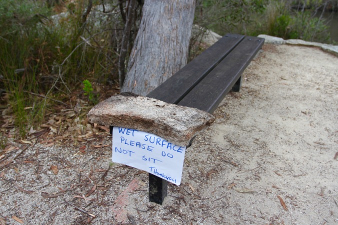 The real danger in Girraween National Park, Queensland, Australia