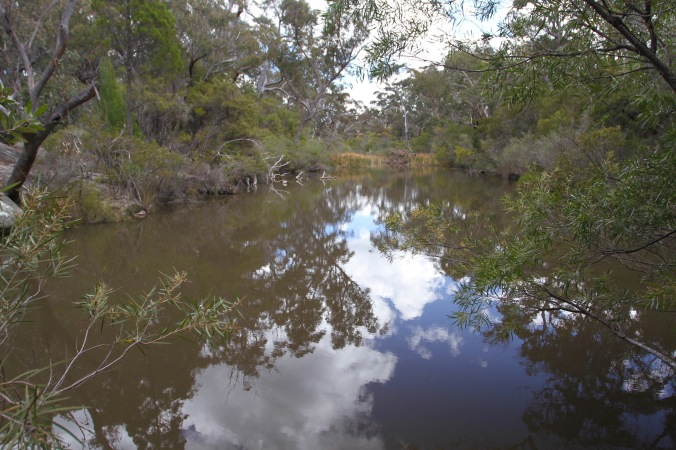 Dr Roberts Waterhole, Girraween National Park, Queensland, Australia