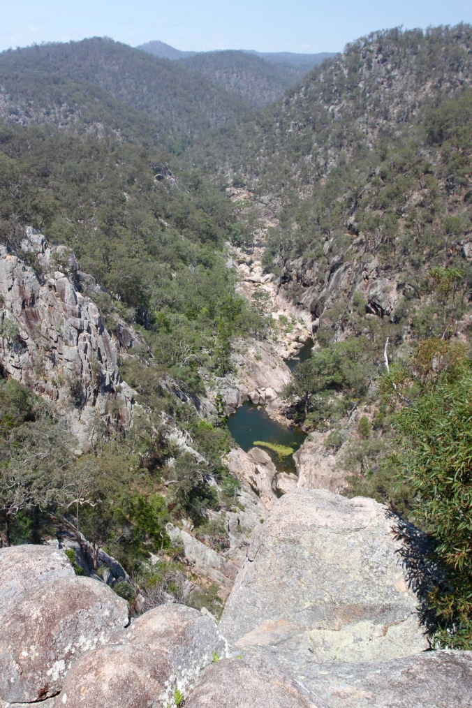 Valley of Diamonds, Crows Nest National Park, Queensland, Australia