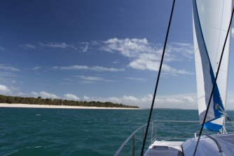 Whale watching, Hervey Bay, Queensland, Australia