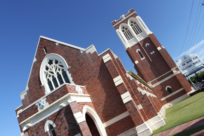 Catholic Church, Bundaberg, Queensland, Australia