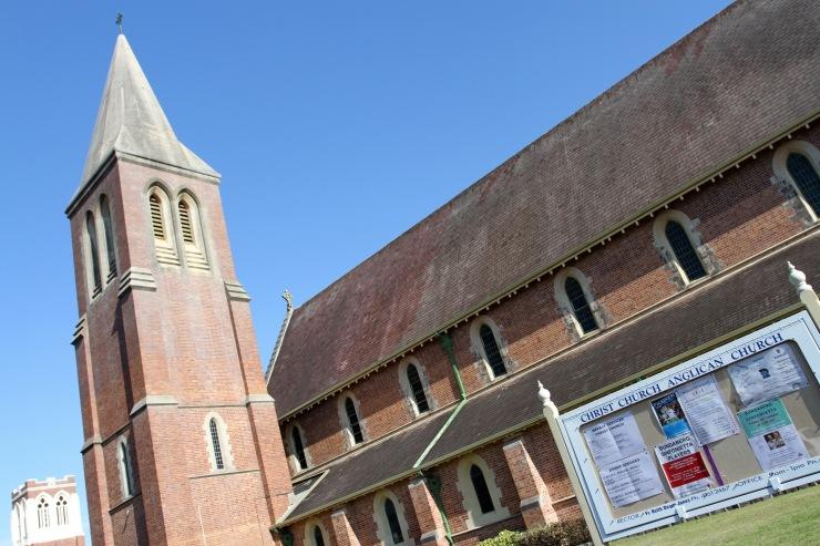Anglican Church, Bundaberg, Queensland, Australia