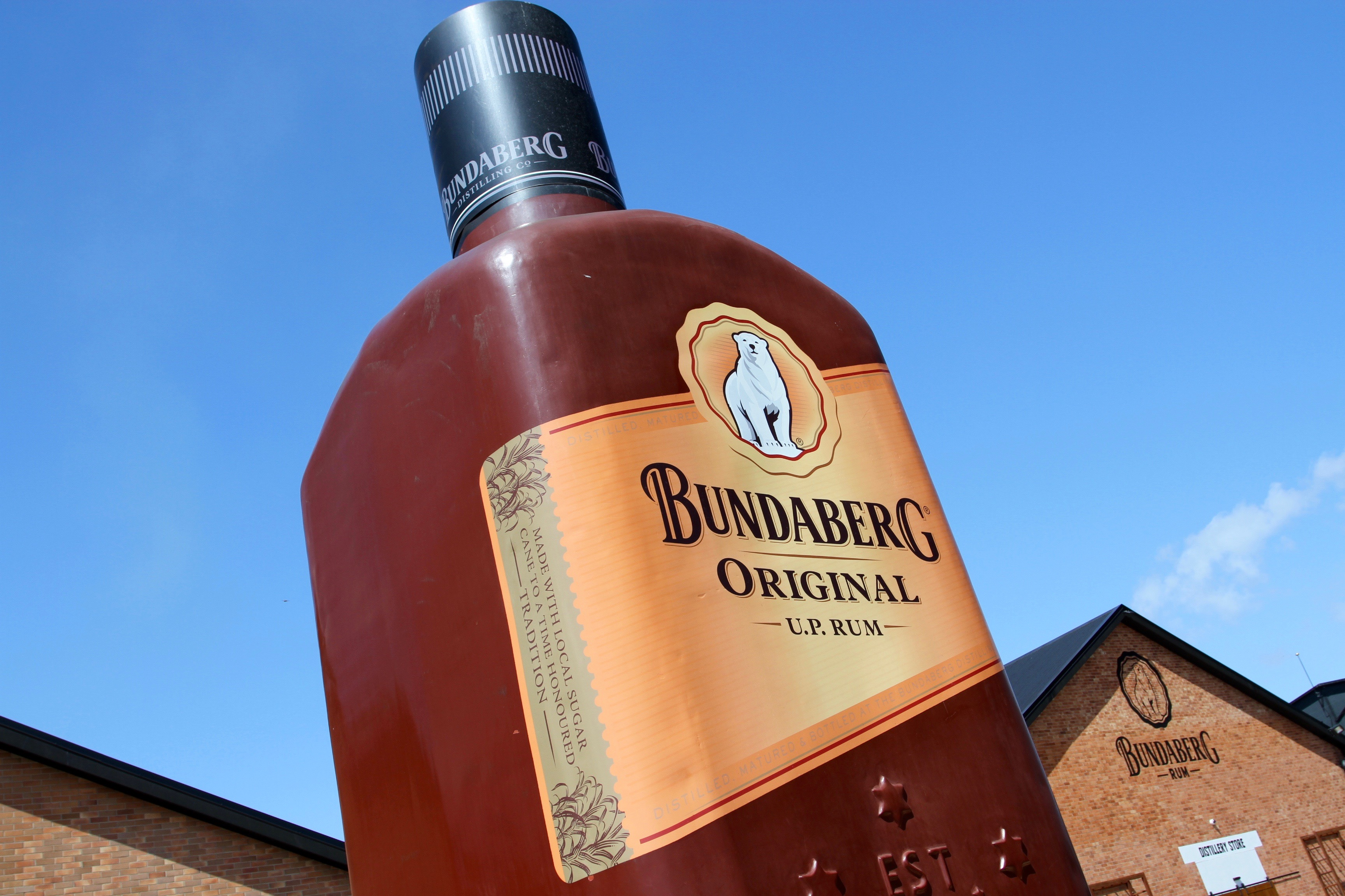 Bundaberg Rum Distillery Tour Tickets