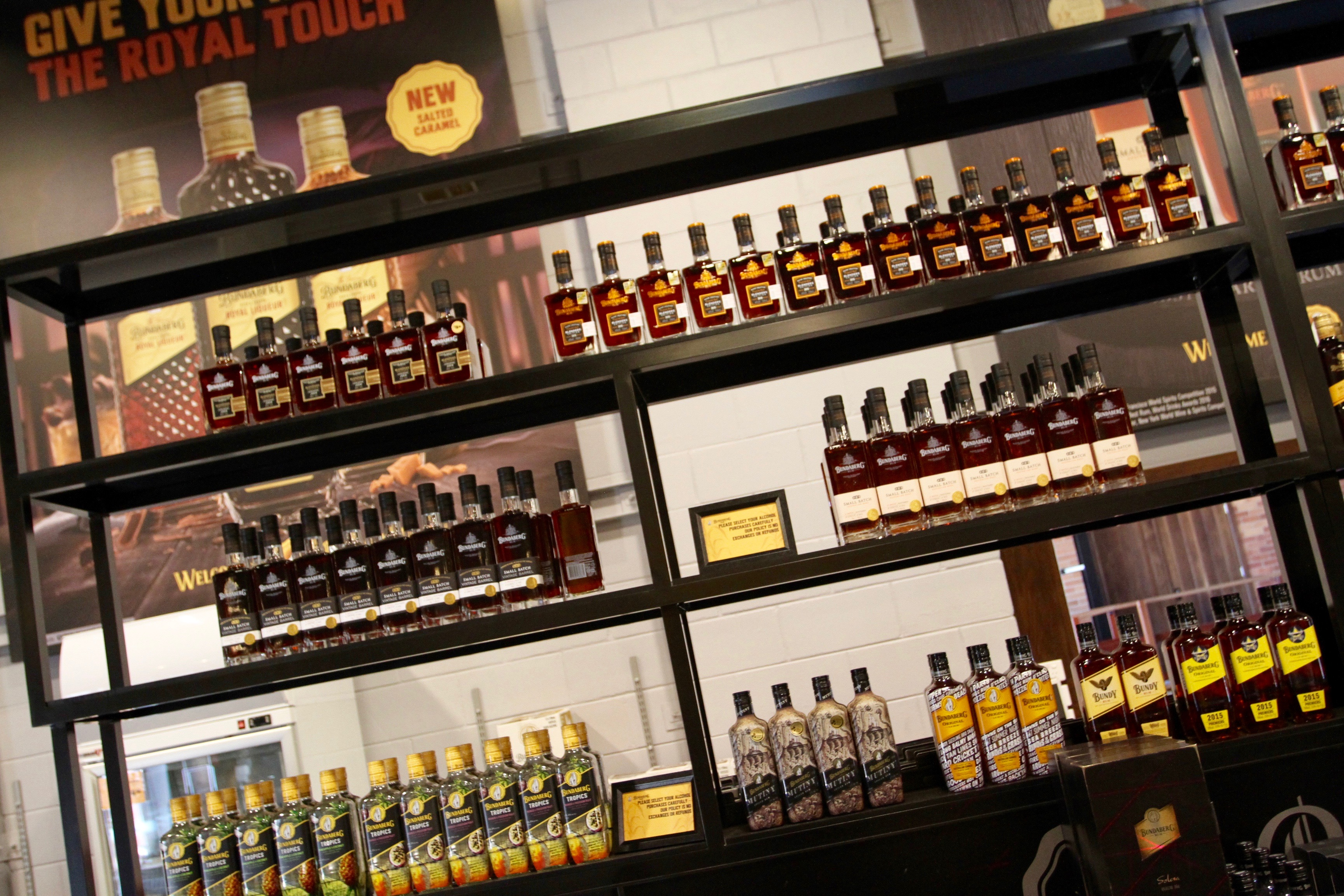 Bundaberg Rum Tour Review