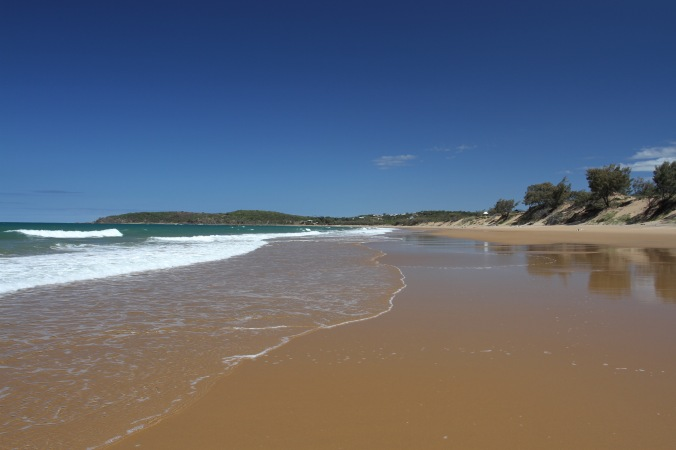 Agnes Beach, Queensland, Australia