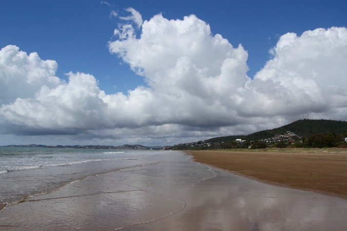 Beach at Yeppoon, Queensland, Australia