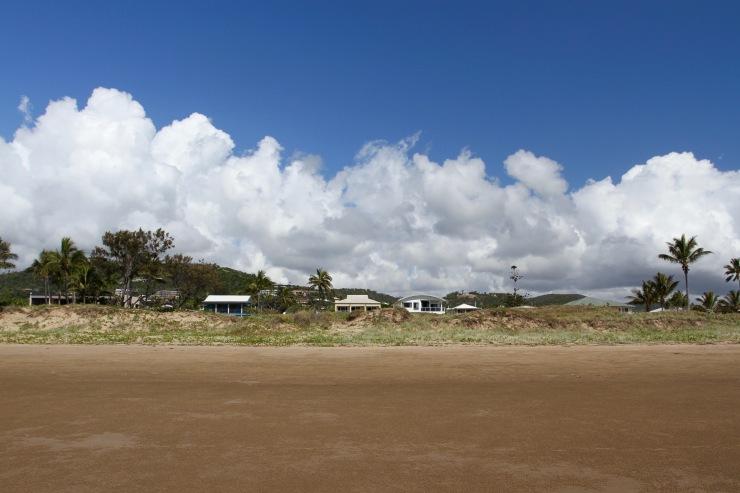 Beach at Yeppoon, Queensland, Australia