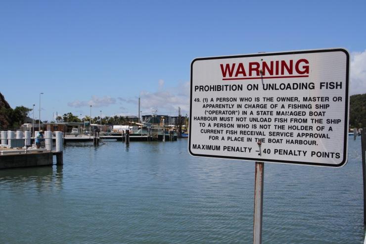 Keppel Bay Marina, Capricorn Coast, Queensland, Australia