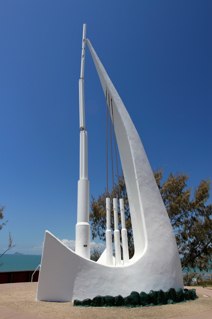 Singing Ship, Emu Park, Capricorn Coast, Queensland, Australia