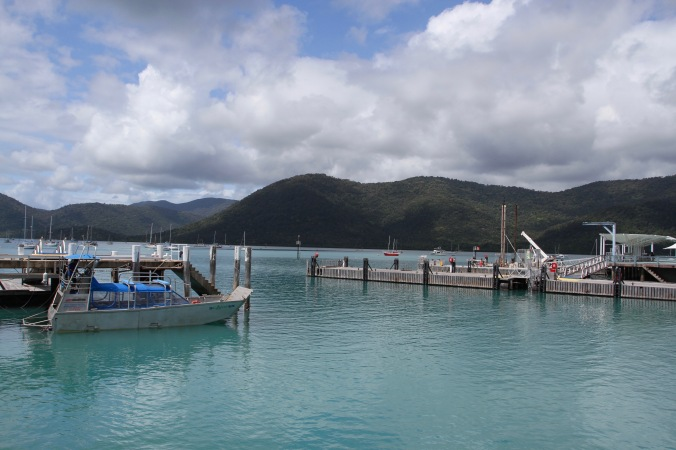Shute Harbour, Whitsunday Islands, Queensland, Australia