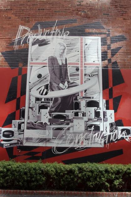 Street Art, Perth, Western Australia