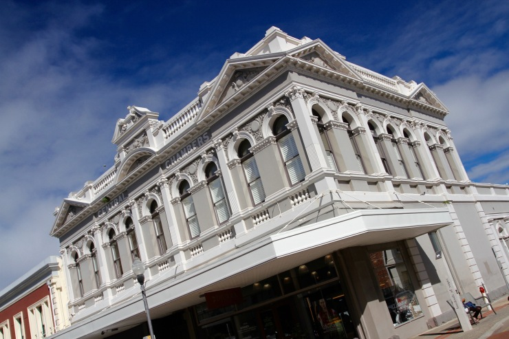 Historic buildings, Fremantle, Western Australia