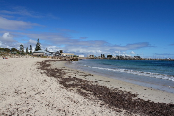 Beach, Fremantle, Western Australia