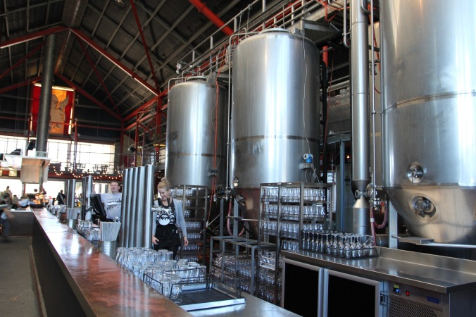 Little Creatures Brewery, Fremantle, Western Australia