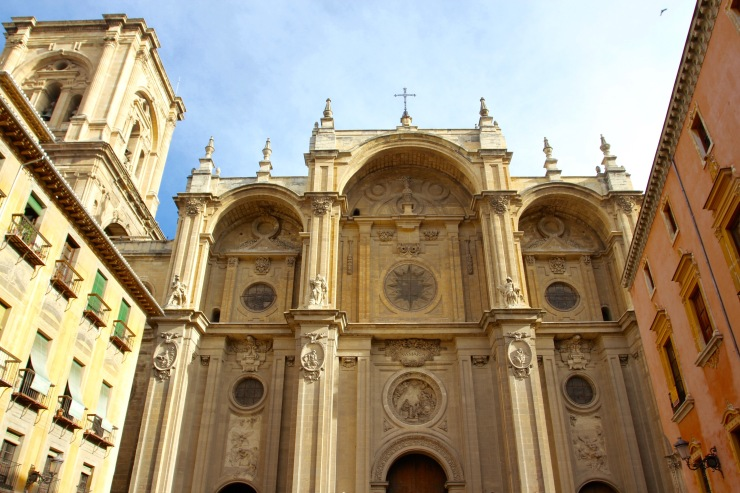 Granada Cathedral, Granada, Andalusia, Spain