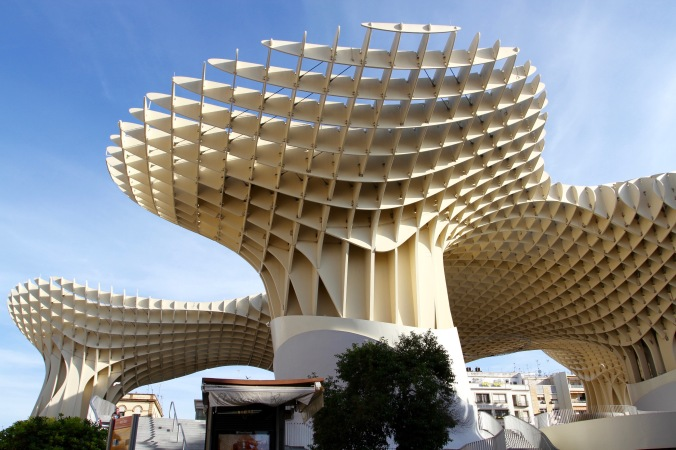 Metropol Parasol, Seville, Andalusia, Spain