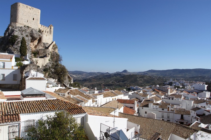 Olvera, Andalusia, Spain