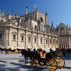 Cathedral, Seville, Spain