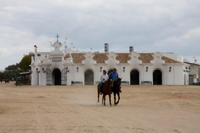 El Rocío, Andalusia, Spain
