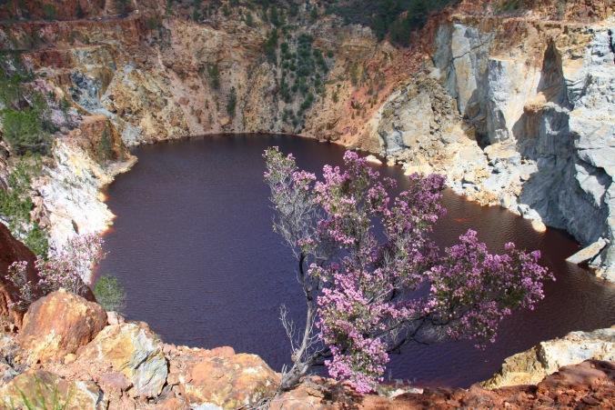 Peña del Hierro, Minas de Rio Tinto, Andalusia, Spain