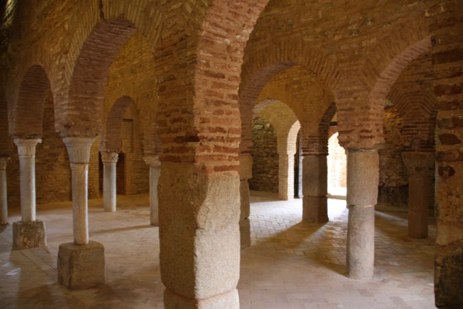 Mezquita, Almonaster la Real, Andalusia, Spain