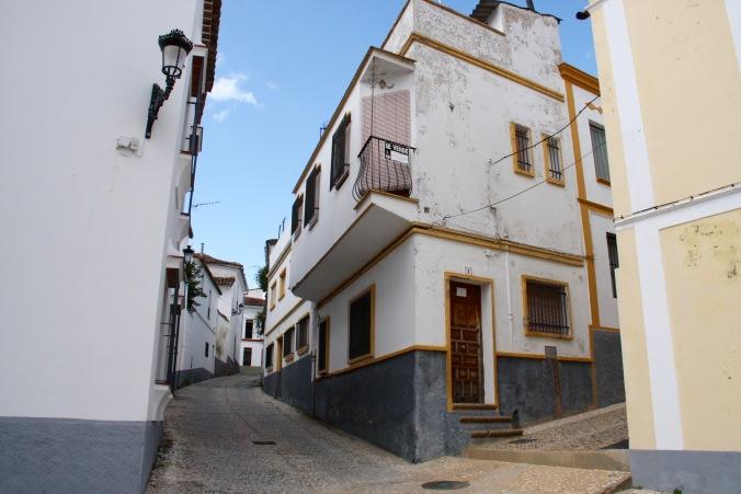 Almonaster la Real, Andalusia, Spain