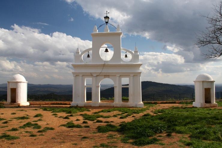 Peña de Arias Montano, Alájar, Andalusia, Spain
