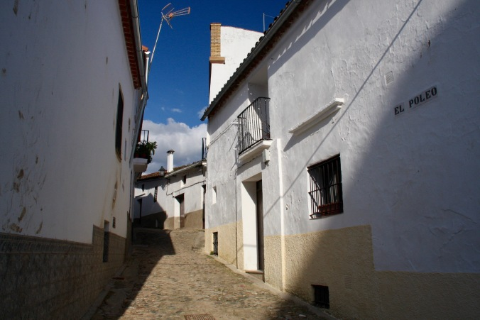 Alájar, Andalusia, Spain