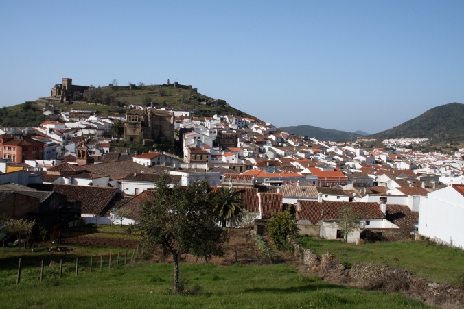 Aracena, Andalusia, Spain