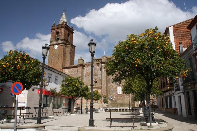 Cortegana, Andalusia, Spain