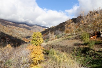 Pampaneira, Las Alpujarras, Sierra Nevada, Andalusia, Spain