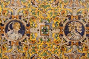 The Royal Alcázar, Seville, Andalusia, Spain