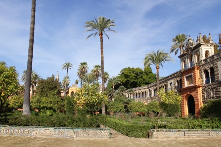The Royal Alcázar, Seville, Andalusia, Spain