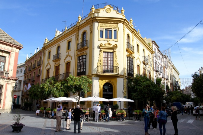 Seville, Andalusia, Spain