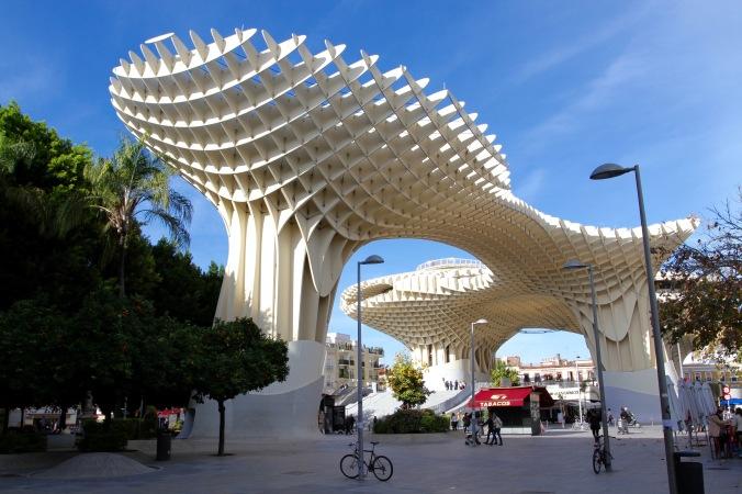 Metropol Parasol, Seville, Spain